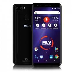 MLS LIBERAL 4G BLACK DUAL SIM