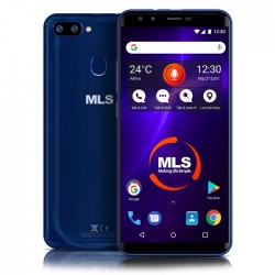 MLS LIBERAL 4G BLUE DUAL SIM