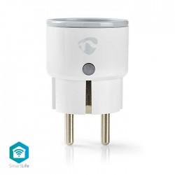 NEDIS WIFIP110FWT WiFi Smart Plug Power Monitor Schuko Type F 16A