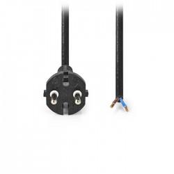 NEDIS VCPC110CBK100 Vacuum Cleaner Power Cord 10.00 m