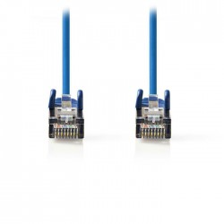 NEDIS CCGP85121BU15 Cat 5e SF/UTP Network Cable RJ45 Male - RJ45 Male 1.5 m Blue