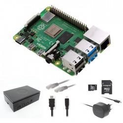 RASPBERRY RP4KIT 1GB Raspberry Pi 4 1 GB Starter Kit + NOOBS Software Tool