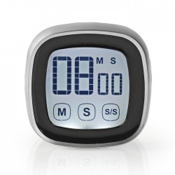 NEDIS KATR104BK Kitchen Timer Digital Display Black