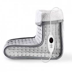 NEDIS PEFW110CGY Foot Warmer 6-Heat Settings Washable Digital Control Overheat p