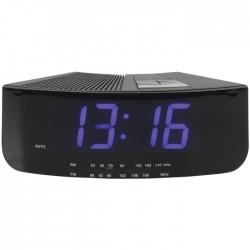 HAV-CR 24 CLOCK RADIO BLUE LED