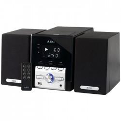 MC 4443 AEG στερεοφωνικό.  ΡΑΔΙΟ / CD / USB 100 W.003853