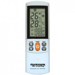 SUPERIOR AIRCO PLUS 2000 in 1 - UNIVERSAL AIR CONDITIONING
