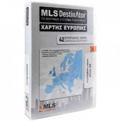 MLS EUROPE MAPS FOR IQTALK/IQTAB              32.ML.530.016