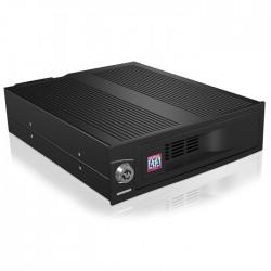 ICY BOX IB-170SK-B 17000 EASY SWAP TRAYLESS ALU CASE