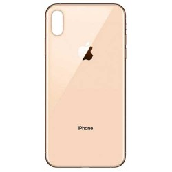 APPLE iPhone XS Max - Battery cover Gold High Quality