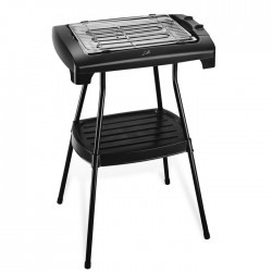 LIFE BBQ King Barbeque standing grill with storage shelf, 2000W