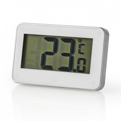 NEDIS KATH101WT Fridge Thermometer -20 - +50 °C Digital Display
