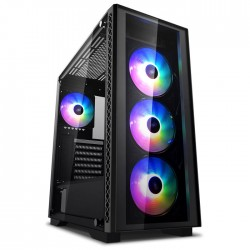 DEEPCOOL MATREXX 50 ADD-RGB 4F COMPUTER CASE BLACK