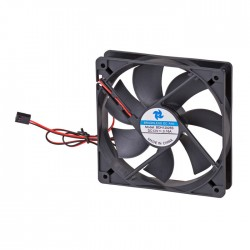 AKYGA AW-12B-BK Fan 120mm 3-pin black