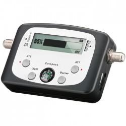 67140 SAT FINDER DIGITAL LCD