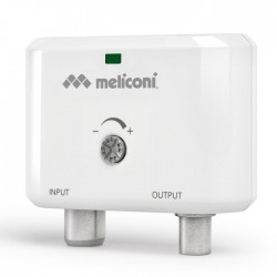 MELICONI 880101 INDOOR AERIAL SIGNAL AMPLIFIER AMP 20 MINI