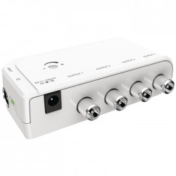 VLS-AMP 40 TV Amplifier 4 Outputs