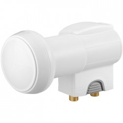67270 UNIVERSAL TWIN LNB DIGITAL SAT-LNB FOR 2 DEVICES (HDTV/3D)