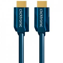 70301/1.00m CLICK CASUAL HDMI ΑΡΣ. - HDMI ΑΡΣ.
