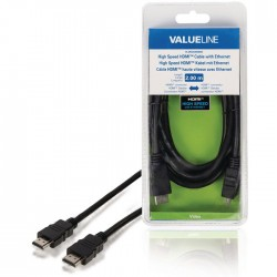 VLVB 34000B 2.00 HDMI cable with Ethernet HDMI connector
