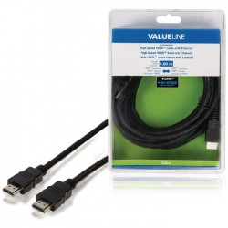 VLVB 34000B 5.00 HDMI cable with Ethernet HDMI connector