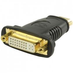 VGVP 34910 B HDMI connector - DVI female black