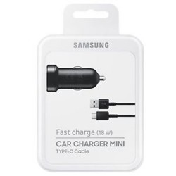 SAMSUNG CAR CHARGER ADAPTIVE FAST CHARGING TYPE-C 18W
