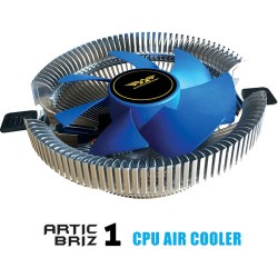 ARMAGGEDDON CPU AIR COOLER 1800 RPM ARTIC BRIZ I