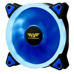 ARMAGGEDDON GAMING PC COOLING FAN AZURE SABER