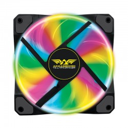 ARMAGGEDDON GAMING PC COOLING FAN 12cm CHROMA BLADE