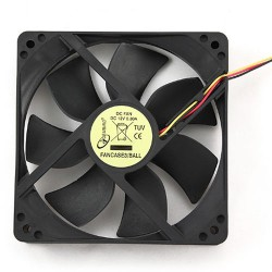 GEMBIRD PC FAN CASE 120MM SLEEVE BEARING