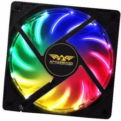 ARMAGGEDDON LICHT BLADE FX PC CASE FAN 12CM 7 COLORS