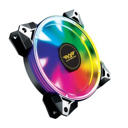 ARMAGGEDDON GAMING PC COOLING FAN (120MM RGB FAN) NEURON