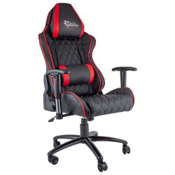 WHITE SHARK GAMING CHAIR PRO RACER BLACK/RED
