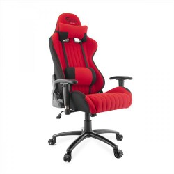 WHITE SHARK GAMING CHAIR RED DEVIL