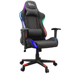 WHITE SHARK GAMING CHAIR RGB THUNDERBOLT