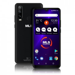 MLS MX Energy Dual Sim Black 33.ML.530.393
