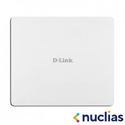 D-LINK DAP-3666 Wireless AC1200 Wave2 Dual Band Outdoor PoE Access Point