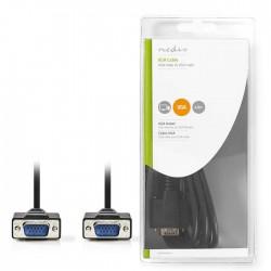 NEDIS CCGB59000BK20 VGA Cable VGA Male - VGA Male 2.0 m Black