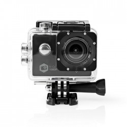 NEDIS ACAM21BK Action Cam Full HD 1080p Wi-Fi Waterproof Case