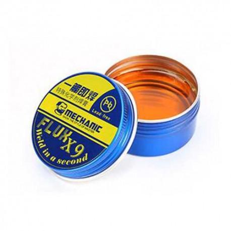 Flux Solder Paste MECAHNIC X9