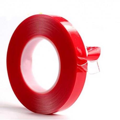 Universal 2ης όψης 12mm - Adhesive tape, slim, Ρολό