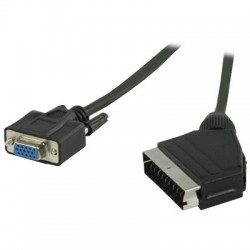 VLVP 31550 B2.00 SCART male - VGA female