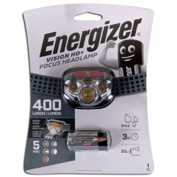 ENERGIZER VISION HD & FOCUS LEADLIGHT 400lm