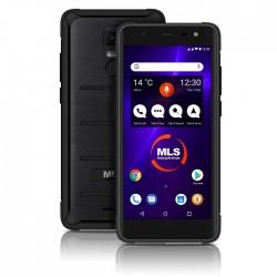 MLS Apollo P10 Black Rugged Smartphone