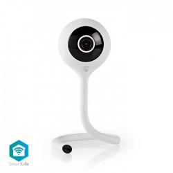 NEDIS WIFICI11CWT WiFi Smart IP Camera Climate sensor FULL HD 1080p