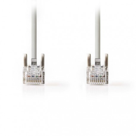 NEDIS CCGT85000GY10 Cat 5e UTP Network Cable RJ45 (8P8C) Male - RJ45 (8P8C) Male