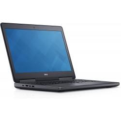 Dell Precision 7510 E3-1535Mv5/16GB/256GB NVMe SSD/Nvidia Quadro M2000M *Grade A-*