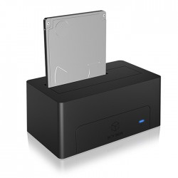 """IB-1121-C31 DockingStation for one 2.5"""" or 3.5"""" SATA drive with USB 3.1"""