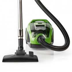 NEDIS VCBS300GN Vacuum Cleaner Bagless 500 W 3.0 L Dust Capacity Green